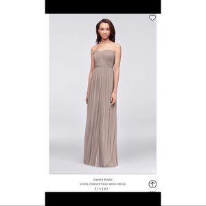 Brand new David's Bridal bridesmaids dress